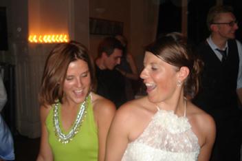 Dansende zusjes!